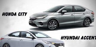 So sánh Honda City và Hyundai Accent - Chiếc sedan hạng B nào nổi trội hơn